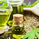 Hemp Products laid out on a table | CBD OIL NZ